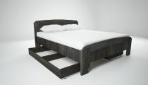 Cintia ágykeret (Franciaágyak,ágykeretek)